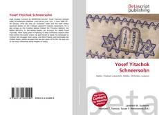 Bookcover of Yosef Yitzchok Schneersohn