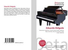 Capa do livro de Eduardo Delgado