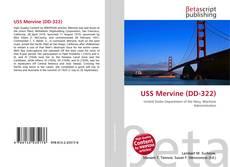 Portada del libro de USS Mervine (DD-322)