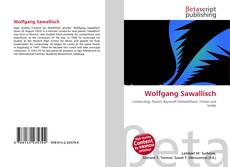Buchcover von Wolfgang Sawallisch