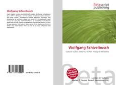 Buchcover von Wolfgang Schivelbusch