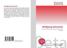 Portada del libro de Wolfgang Schwanitz