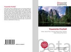 Couverture de Yosemite Firefall