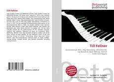 Buchcover von Till Fellner