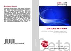 Bookcover of Wolfgang Uhlmann