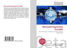 Microsoft Expression Encoder的封面