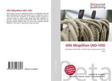 Обложка USS Mispillion (AO-105)