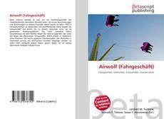 Capa do livro de Airwolf (Fahrgeschäft)