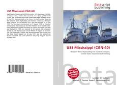 Bookcover of USS Mississippi (CGN-40)