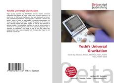 Bookcover of Yoshi's Universal Gravitation