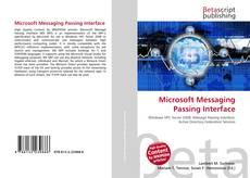 Borítókép a  Microsoft Messaging Passing Interface - hoz