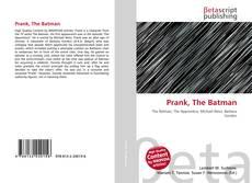 Prank, The Batman kitap kapağı