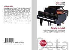 Bookcover of Jakob Gimpel