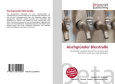 Bookcover of Aischgründer Bierstraße