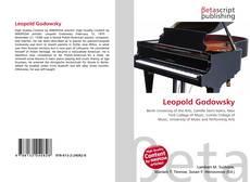 Buchcover von Leopold Godowsky