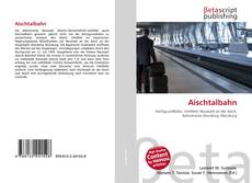 Bookcover of Aischtalbahn