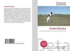 Buchcover von Pranlal Divecha