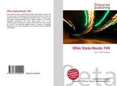Bookcover of Ohio State Route 749