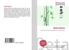 Bookcover of Aisin Gioro