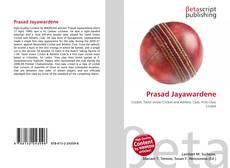Bookcover of Prasad Jayawardene