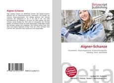 Capa do livro de Aigner-Schanze