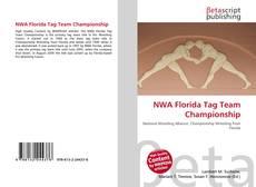 NWA Florida Tag Team Championship的封面