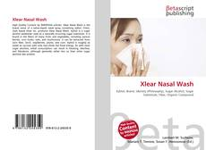 Bookcover of Xlear Nasal Wash