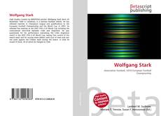 Bookcover of Wolfgang Stark