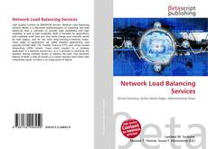 Bookcover of Network Load Balancing Services