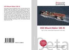 Buchcover von USS Mount Baker (AE-4)