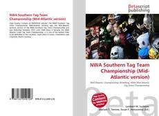 NWA Southern Tag Team Championship (Mid-Atlantic version)的封面