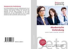 Akademische Verbindung kitap kapağı