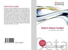 Обложка Robert Atkyns (Judge)