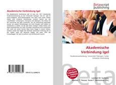 Portada del libro de Akademische Verbindung Igel