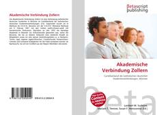 Akademische Verbindung Zollern kitap kapağı