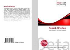 Robert Atherton kitap kapağı