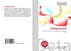 Capa do livro de Wolfgang Wolf