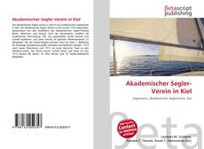 Copertina di Akademischer Segler-Verein in Kiel