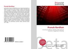 Обложка Pranab Bardhan