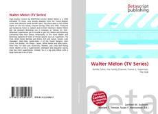 Portada del libro de Walter Melon (TV Series)