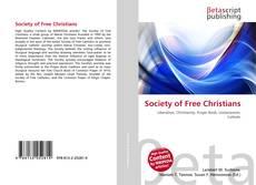 Portada del libro de Society of Free Christians