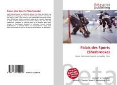 Portada del libro de Palais des Sports (Sherbrooke)