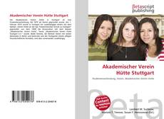 Copertina di Akademischer Verein Hütte Stuttgart