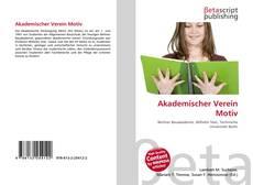 Bookcover of Akademischer Verein Motiv