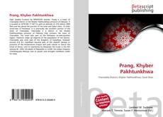 Capa do livro de Prang, Khyber Pakhtunkhwa