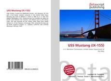 Bookcover of USS Mustang (IX-155)