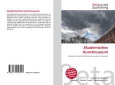 Capa do livro de Akademisches Kunstmuseum