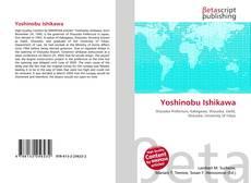 Yoshinobu Ishikawa kitap kapağı