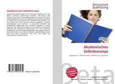 Akademisches Selbstkonzept kitap kapağı