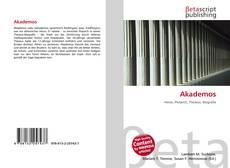 Bookcover of Akademos